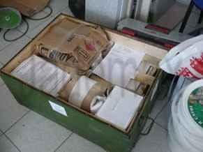 Плитка из жадеита готовиться к отправке