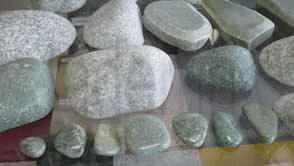 камни для горячего массажа