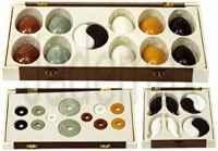 набор для стоунтерапии из мрамора