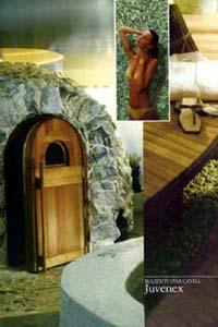 сауна из жадеита, бани хамам, турецкая баня, строительство